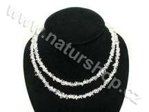 levný náhrdelník šperk z kamenů