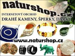 Naturshop.cz -  internetový obchod šperky, dárky, drahé kameny